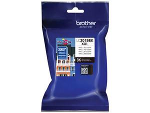 Cartucho de Tinta Brother, color Negro, Modelo: LC3019BK, 3,000 páginas.