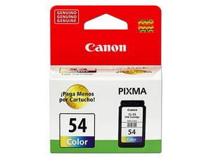 Cartucho de Tinta Canon CL-54 Tricolor, Modelo: 0442C001AA