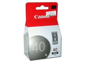 Cartucho de Tinta Canon Negro Modelo: PG-40