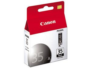Cartucho de tinta Canon PGI-35, Negro, Modelo: 1509B020AA.