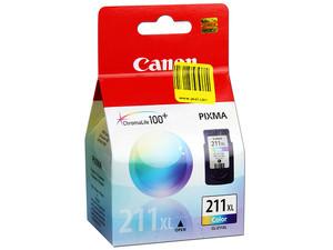 Cartucho de Tinta Canon Color, Modelo: CL-211 XL