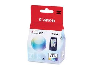 Cartucho de Tinta Canon color, Modelo: CL-211XL