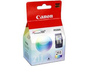 Cartucho de Tinta Canon Color Modelo: CL-211