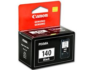 Cartucho de Tinta Canon Negro Modelo: PG-140