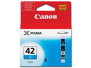 Cartucho de tinta Canon Cian Modelo: CLI-42.