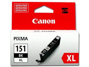 Cartucho de Tinta Canon Negro Modelo: CLI-151XL BK