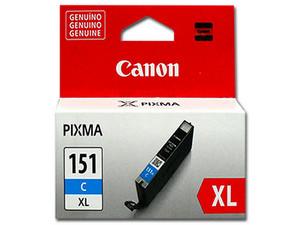 Cartucho de Tinta Canon Cian Modelo: CLI-151XL.