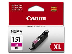 Cartucho de Tinta Canon Magenta Modelo: CLI-151XL.
