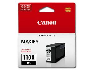 Cartucho de tinta Canon, Negro, Modelo: PGI-1100 BK.