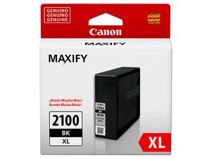 Cartucho de Tinta Canon Negro Modelo: PGI-2100XL.