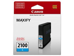 Cartucho de Tinta Canon Cian Modelo: PGI-2100.