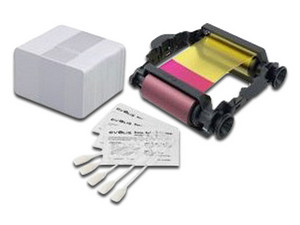 Kit integral Evolis VBDG205EU , para impresora Bagdy1.