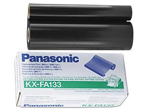 Cinta de repuesto Panasonic KX-FA133 para Cartucho de Fax, 200.