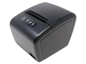 Impresora térmica de tickets 3nStar RPT006 de 72mm, Interfaz USB y Ethernet. Color Negro.