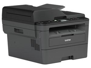 Multifuncional láser monocromática empresarial Brother DCP-L2551DW, Impresora, Copiadora, Escáner, Wi-Fi, Ethernet.