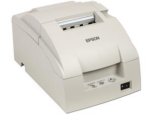 Miniprinter para Recibos Epson TM-U220D-103/603, Corte Manual. Interfaz Serial (RS-232).