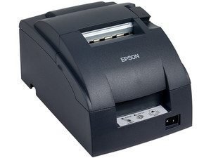Miniprinter para Recibos Epson TM-U220D-806, Corte Manual. Interfaz USB 2.0.