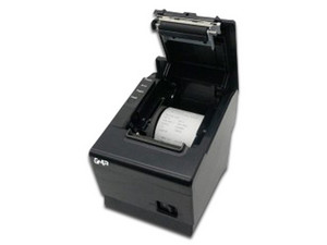 Miniprinter Térmica para Recibos GHIA GTP581. Color Negro.