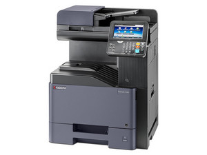 Impresora Multifuncional Láser a color Kyocera TASKalfa 308ci, 30ppm , 1200 x 1200, USB.