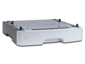 Bandeja de entrada Lexmark 35S0267, con capacidad de hasta 550 hojas. Color blanco.