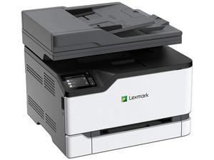 Multifuncional láser a color Lexmark MC3326adwe, 600x600 dpi, copiadora, escáner, fax, Wi-Fi, Ethernet, USB.