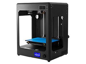 Impresora 3D para modelado por deposición fundida Crealty , USB.