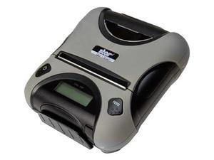 Impresora portátil de etiquetas Star Micronics SM-T300DB50, 203 dpi, Bluetooth. Color negro/gris.