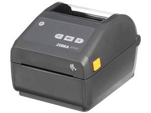 Miniprinter Térmica para Etiquetas Zebra ZD420. Interfaz, USB. Color Negro.