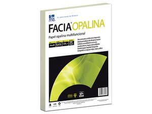 Papel Facia Opalina Copamex. Paquete con 100 hojas.