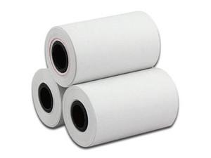 Paquete de 10 rollos de papel térmico Nextep NE-528, de 57x40mm.