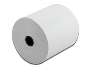 Paquete de 5 rollos de papel térmico Nextep NE-529, de 80x70mm.