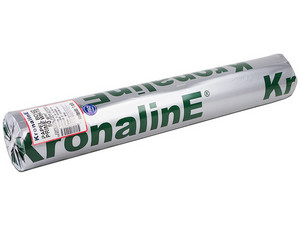 Rollo de papel Kronaline PW456 para Plotter de 61cm x 5m. Color Blanco.