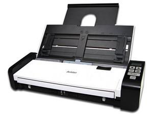 Escáner con Alimentador de documentos Avision AD215 de hasta 216 x 356 mm, 600dpi, USB, Wi-Fi.