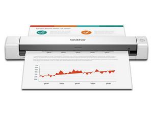 Escáner portátil Brother DS-640 a Color 15 hpp, resolución 600 x 600 ppp, USB 3.0