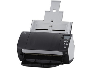 Escáner FUJITSU fi-7160, hasta 60 ppm, 50 a 600 ppp, USB 3.0.