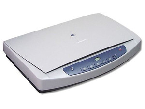 Scanner HP ScanJet 4500, 2400Dpi, 48BITS para PC y MAC