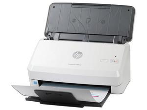Escáner Duplex HP ScanJet Pro 2000 s2 con resolución de 600 ppp, ADF, USB 3.0.