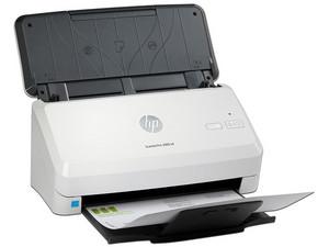Escáner ADF HP ScanJet Pro 300 S4, 600 ppp, USB.