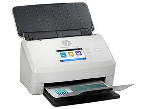 Escáner HP ScanJet Enterprise Flow 7000 snw1, 600 dpi, USB, Ethernet, Wi-Fi.