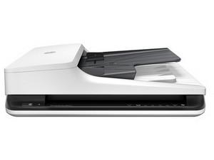 Escáner HP ScanJet Pro 2500 f1 de cama plana, resolución hasta 1200 x 1200 dpi, USB 2.0.