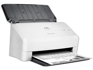 Escáner HP Scanjet Pro 3000, hasta 600 ppp, USB.