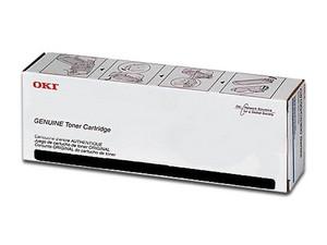 Cartucho de Tóner OKI Modelo: 45862827. Color Negro.