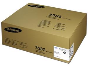 Cartucho de tóner Samsung 203, Negro, Modelo: MLT-D358S.
