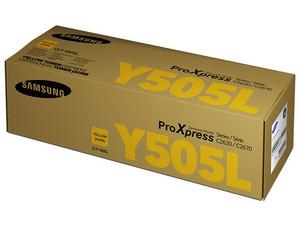 Cartucho de Tóner Samsung Amarillo, Modelo: SU514A.
