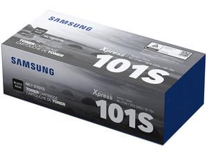 Cartucho de Tóner Samsung 101 Negro, Modelo: MLT-D101S.