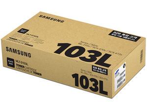 Cartucho de Tóner Samsung 103 Negro, Modelo: MLT-D103L