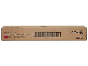 Cartucho de Tóner Xerox Color Magenta, Modelo: 006R01381.