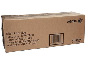 Cartucho de Tambor Xerox Color Negro, Modelo: 013R00591.