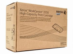 Cartucho de Toner Xerox Negro, Modelo: 106R01531.