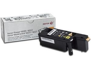 Cartucho de Tóner Xerox Amarillo Modelo: 106R02762